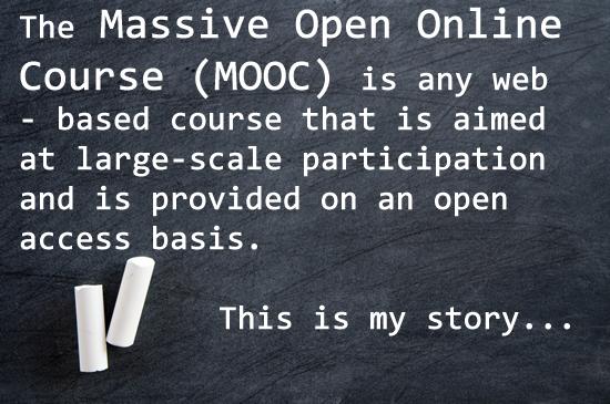 Starting to MOOC